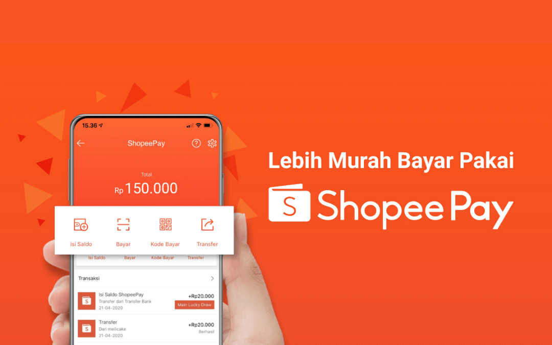 Cara Top Up ShopeePay Murah di PPOB Nusantara